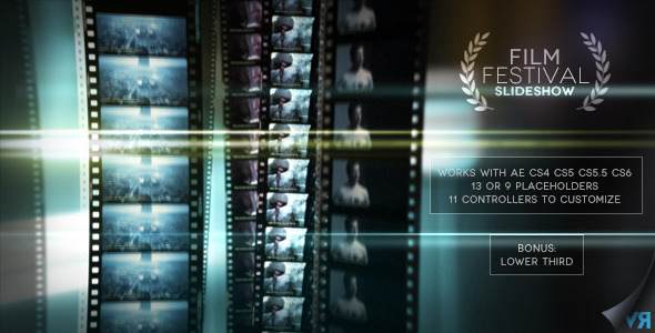 VideoHive Film Festival Slideshow 3441597