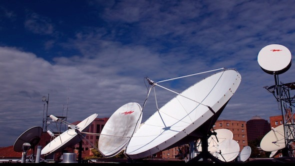 Satellite Dishes 2