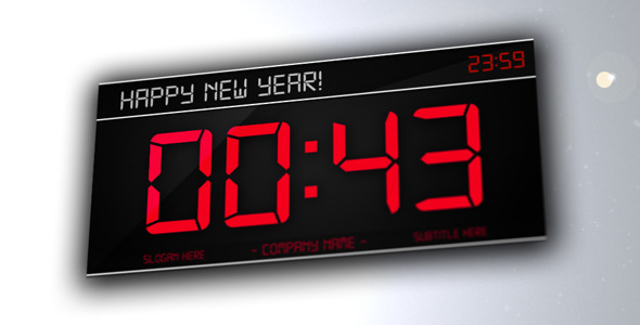 VideoHive New Year 3442925