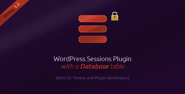 CodeCanyon WordPress Sessions Plugin with Database 3405722