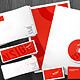 Simple And Bold Coporate Identity Package - GraphicRiver Item for Sale