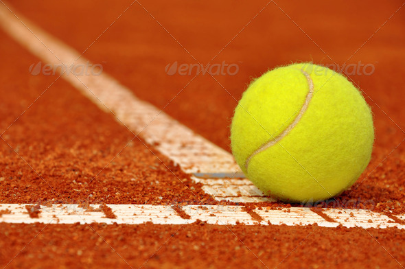 PhotoDune tennis 3445472