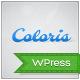 Coloris - Responsive Nouvelles et Magazine Theme - Nouvelles / Editorial Blog / Magazine