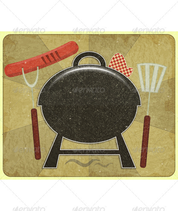 GraphicRiver Barbecue Menu 3446770