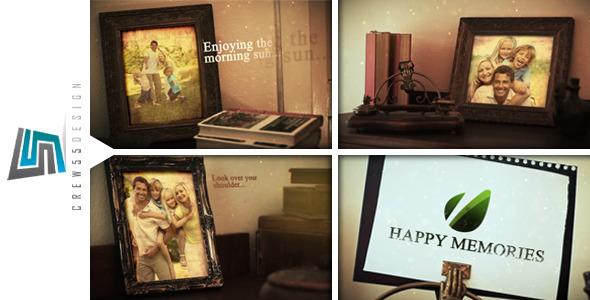 VideoHive Memories 3427616