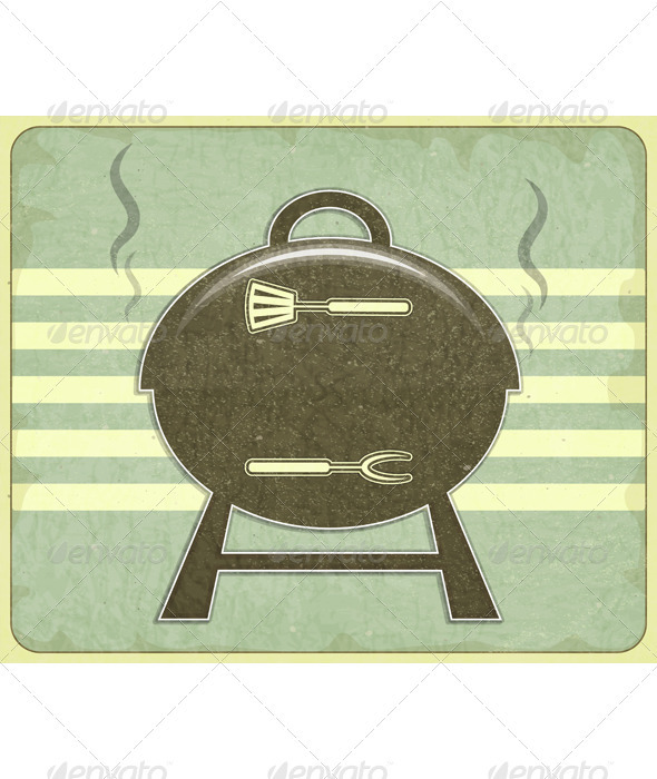 GraphicRiver BBQ 3446783