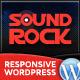 サウンドロック - 音楽バンドWordpressのテーマ - ナイトライフエンターテイメント