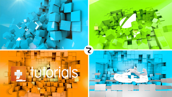 VideoHive Thinking Outside The Box 3447714