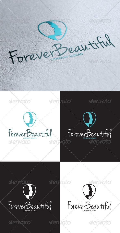 GraphicRiver Forever Beautiful Logo 3414909