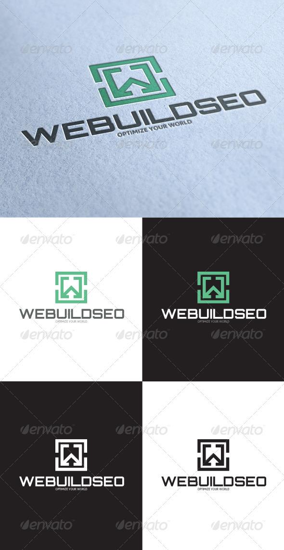GraphicRiver Web Build Seo Logo 3449005