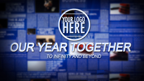 VideoHive One Year Together 3392712