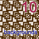 10 Colorful Backgrounds with Royal Patterns - GraphicRiver Item for Sale