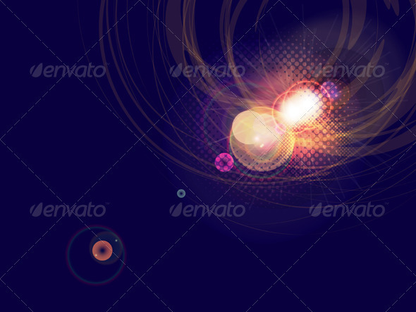 GraphicRiver Abstract background vector 3451090