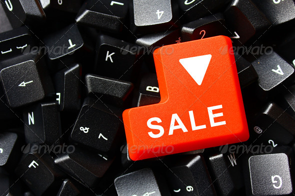 Sale - Stock Photo - Images