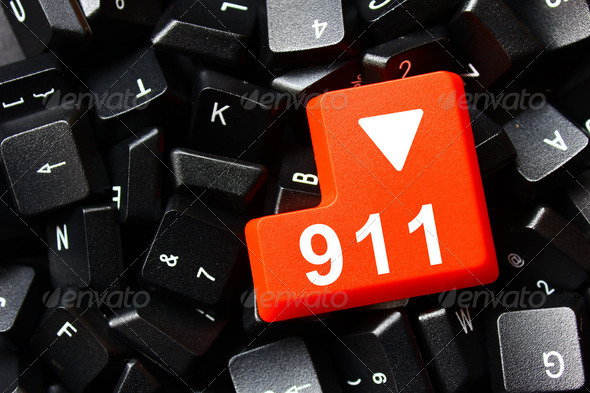 911 - Stock Photo - Images