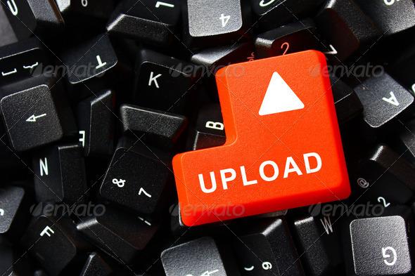 Upload - Stock Photo - Images