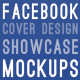 FB Timeline Cover Showcase Mockups