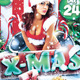 X-Mas Bash Flyer Template - GraphicRiver Item for Sale