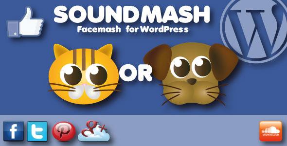 CodeCanyon Sound Mash Facemash for WordPress 3454192