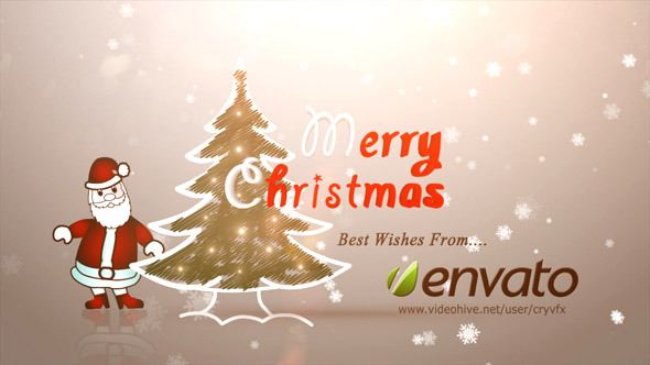 VideoHive Merry Christmas 3454343
