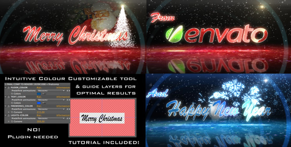 VideoHive Happy Magic Christmas 3454450