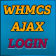 WHMCS Ajax Login - CodeCanyon Item for Sale