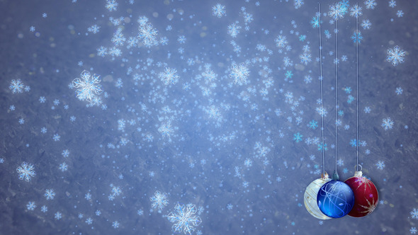 Snowflake 12 VideoHive Motion Graphic Backgrounds  Events 3404058