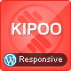 Kipoo - Responsive Business WordPress Theme - ThemeForest Item for Sale