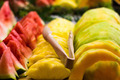Fresh Assorted Fruit Slices - PhotoDune Item for Sale
