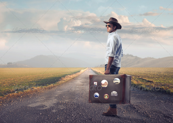 Travel - Stock Photo - Images