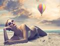 Vogue Beach - PhotoDune Item for Sale