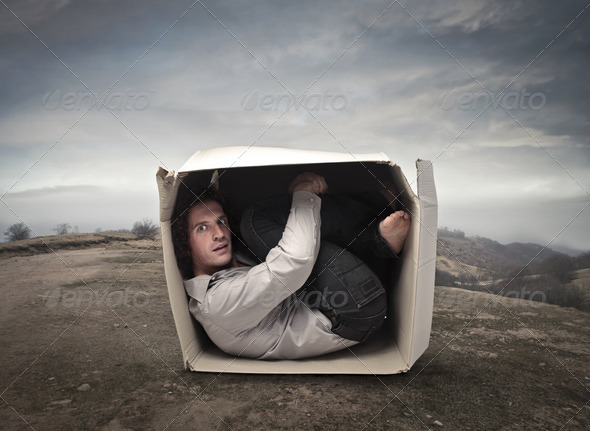 In the Box - Stock Photo - Images