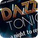 Dazzle Tonight Party Flyer - GraphicRiver Item for Sale