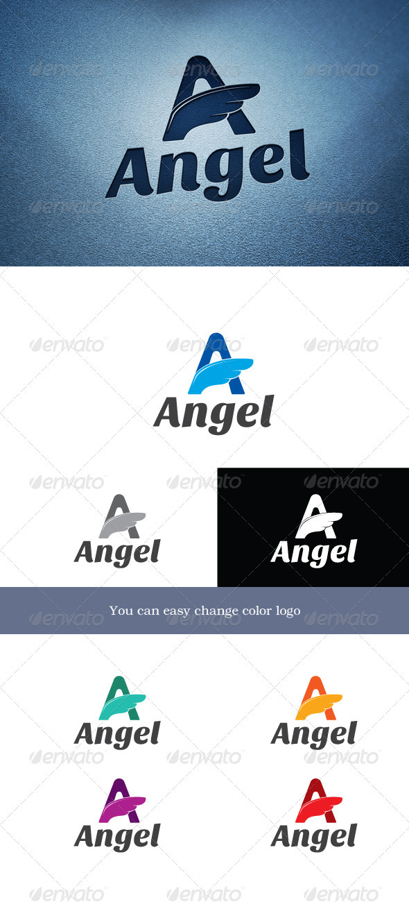 GraphicRiver Angel 3408591