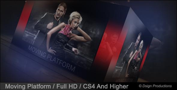 VideoHive Moving Platform 3460464