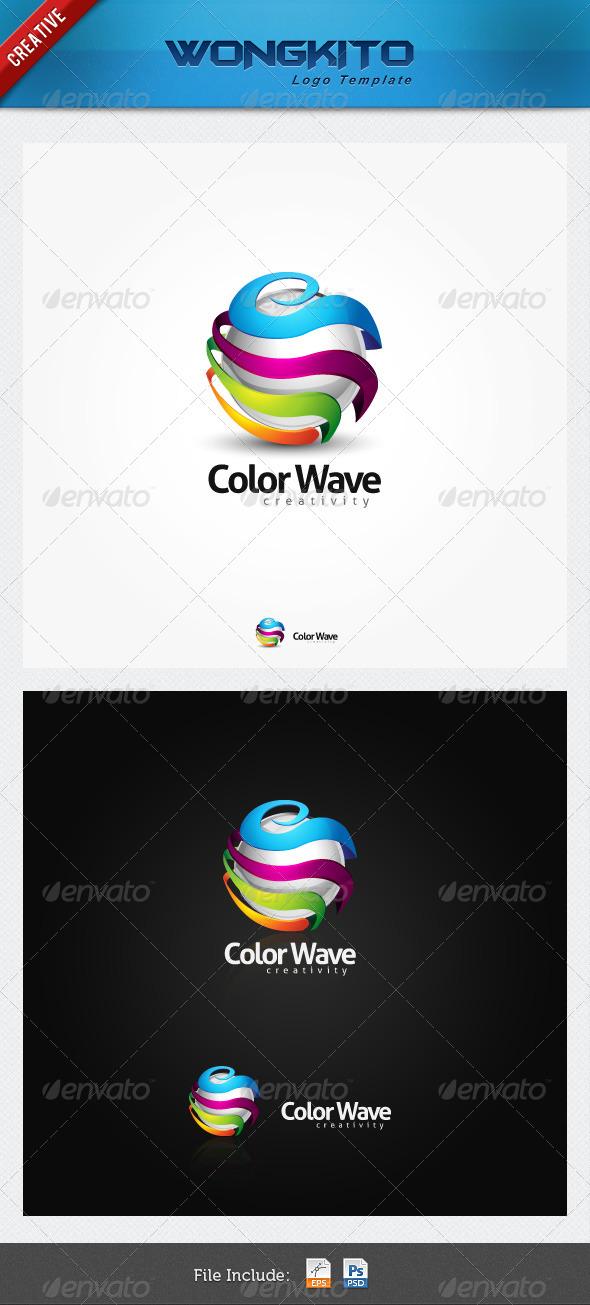 GraphicRiver Color Wave 3462136