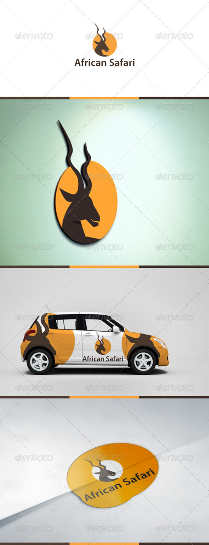 GraphicRiver African Safari 3437916