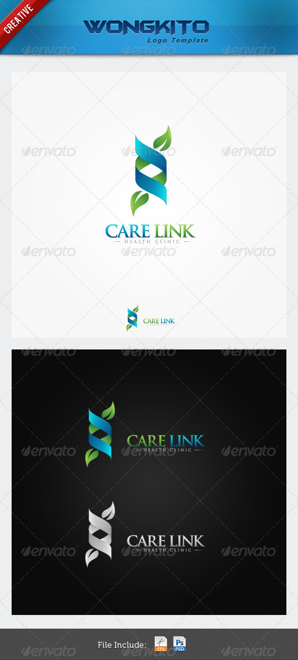 GraphicRiver Care Link 3462994