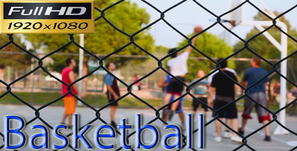 Basketball full HD
