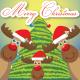 Christmas Mooses Choir Card - ActiveDen Item for Sale