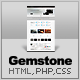 Gemstone - Responsive Business Website 2.0 - ThemeForest Item for Sale