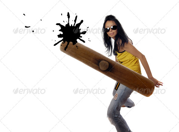 Clean world and rock-n-roll - Stock Photo - Images
