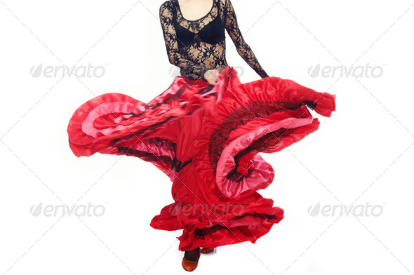 Flamenco - Stock Photo - Images