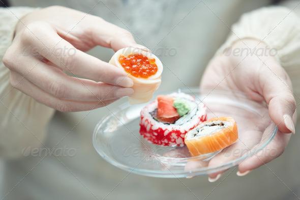 PhotoDune Sushi 3653948