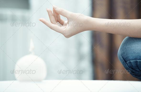 PhotoDune Yoga 3653949