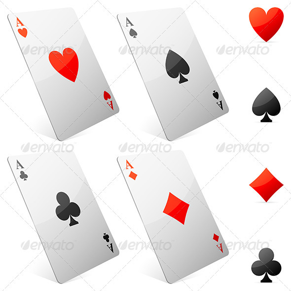 GraphicRiver Game Cards 3464914