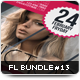 Party Flyers Bundle 3in1 #13 - GraphicRiver Item for Sale