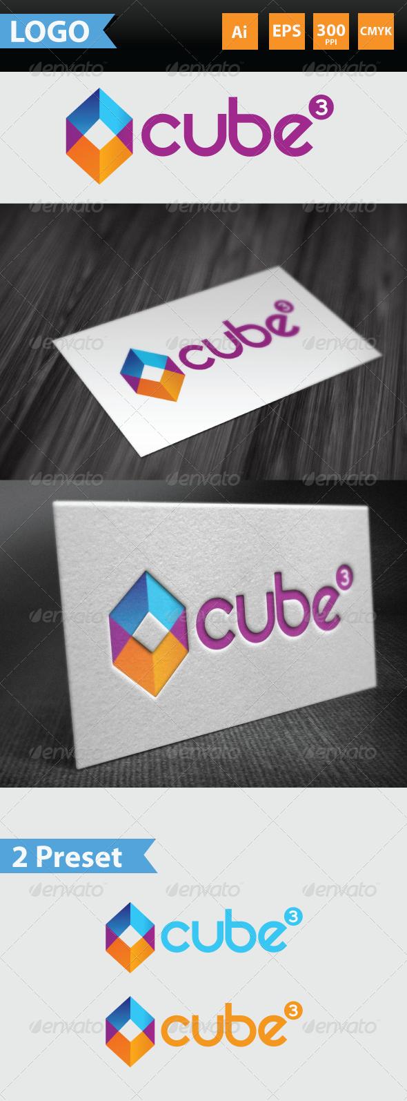 Cube Logo