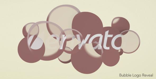 VideoHive Bubble Logo Reveal 3467421