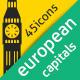 European Capitals - GraphicRiver Item for Sale